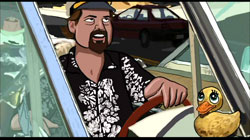 Waking Life: Chapter 2 - Anchors Aweigh: Linklater without a head