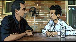 Waking Life: Chapter 11 - The Holy Moment